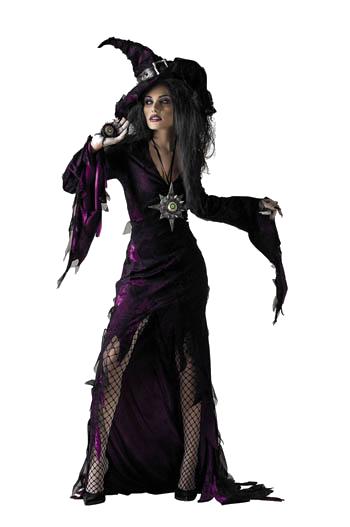 Костюмы на хэллоуин своими руками ведьма