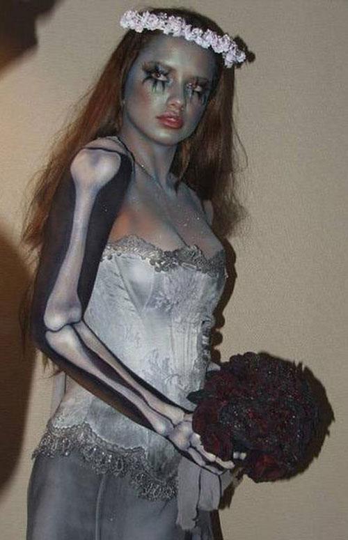 Костюмы для на хэллоуин своими руками